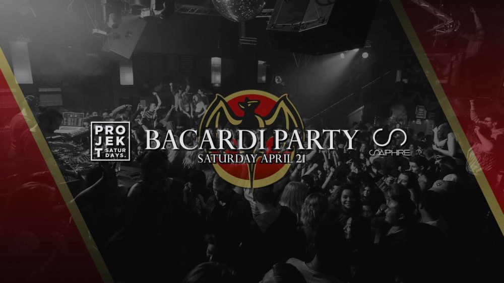 Events sapphire kelowna sat april 21 bacardi party malvernweather Choice Image