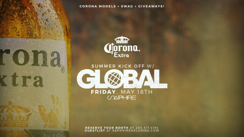 Events sapphire kelowna fri may 18 corona may long w global malvernweather Images